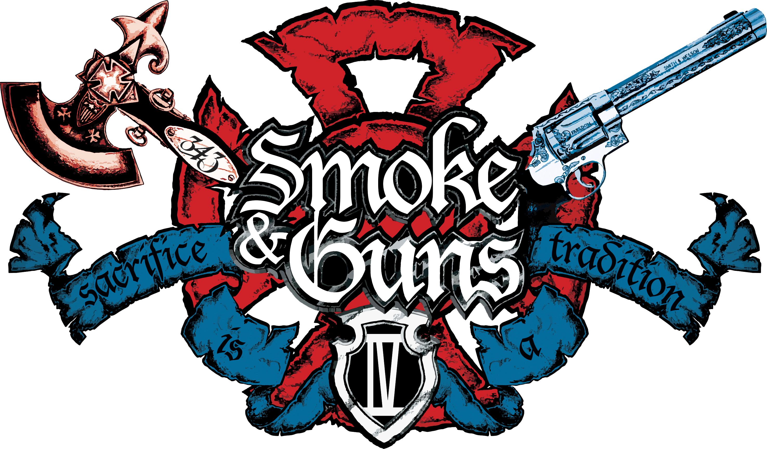 918 Fully Involved — Smoke & Guns